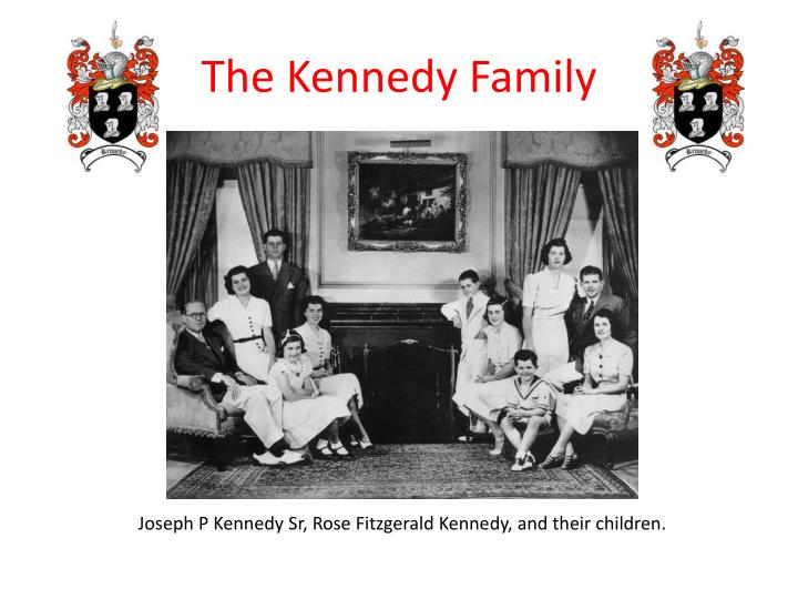 the kennedy family n.