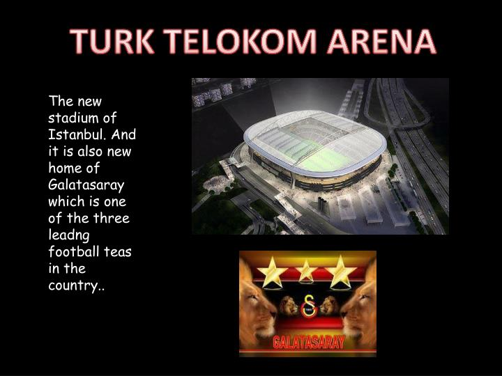 TURK TELOKOM ARENA