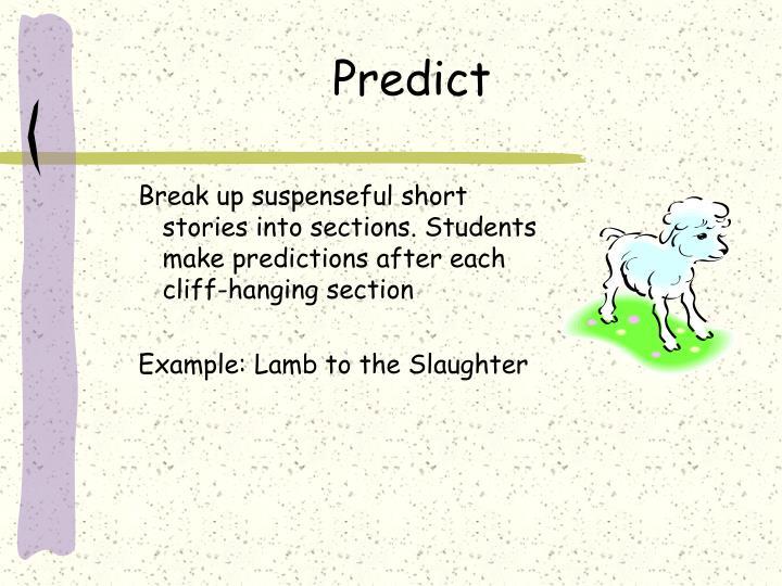 Predict