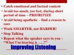 improving listening2