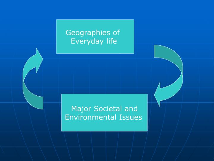 Geographies of