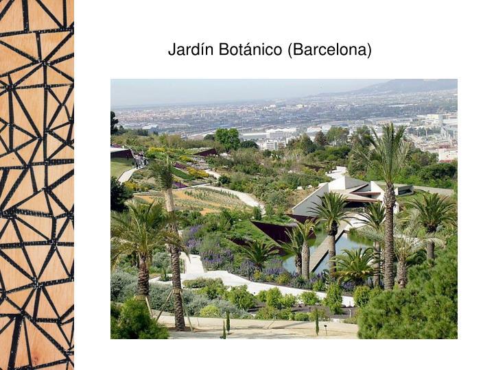 Jardín Botánico (Barcelona)