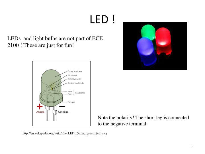 LED !