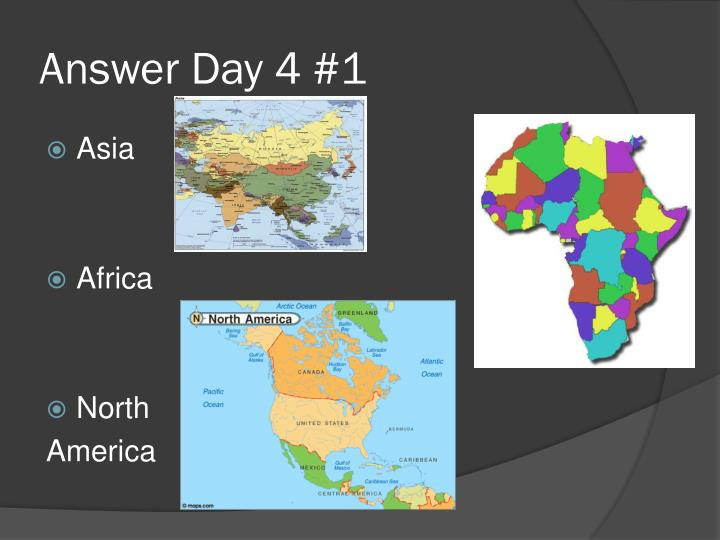 Answer Day 4 #1