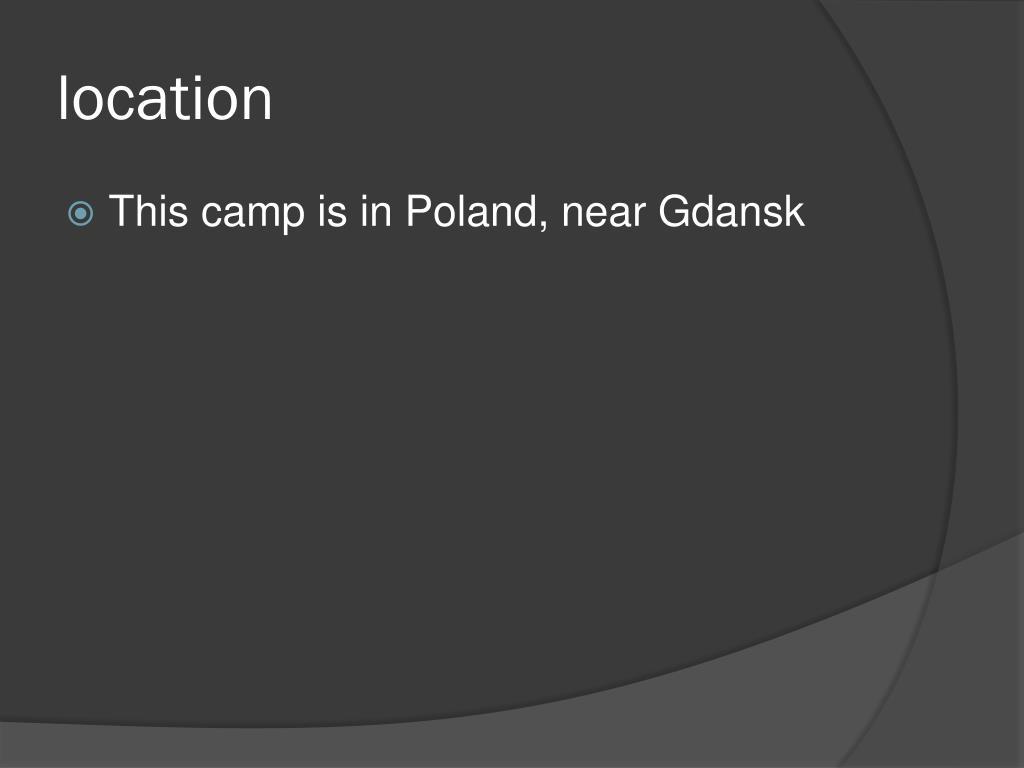 PPT - location PowerPoint Presentation - ID:2710530
