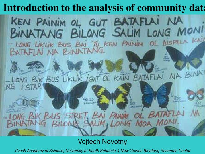 an introduction to the analysis of community Introduction to community organization uploaded by srengasamy a general introduction of community organization intended to cater to the needs of msw students/ development workers as well as those preparing for the competitive exams.