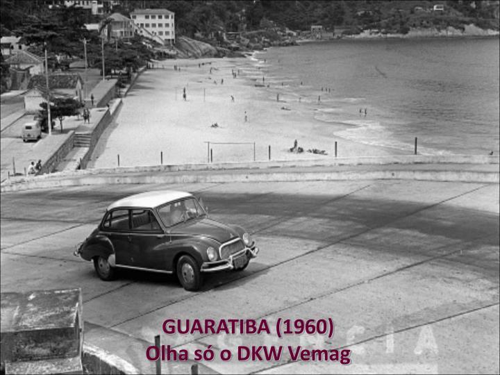 GUARATIBA (1960)