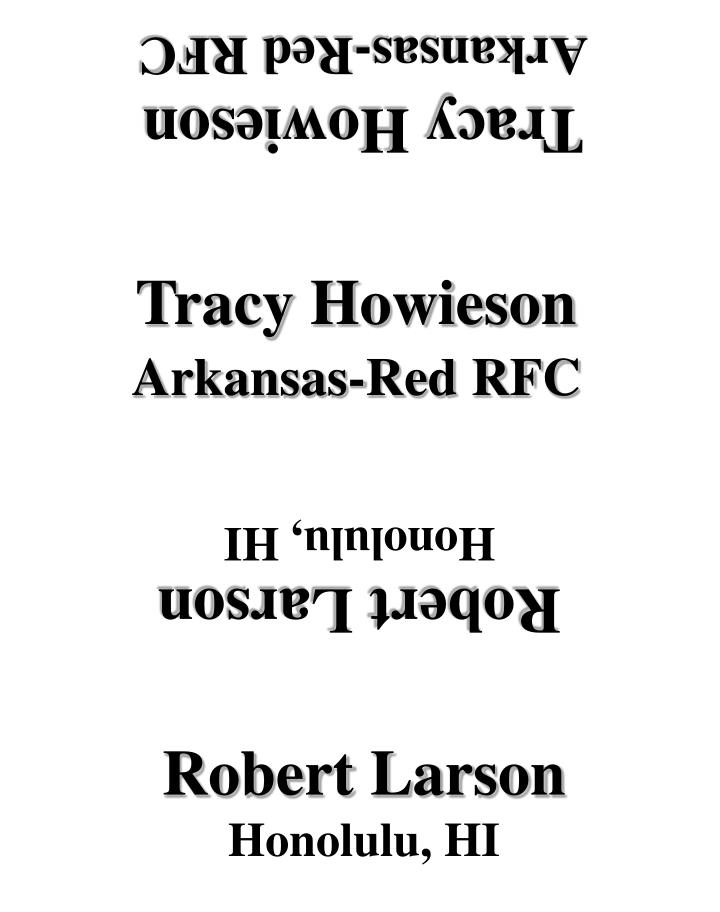 Tracy Howieson