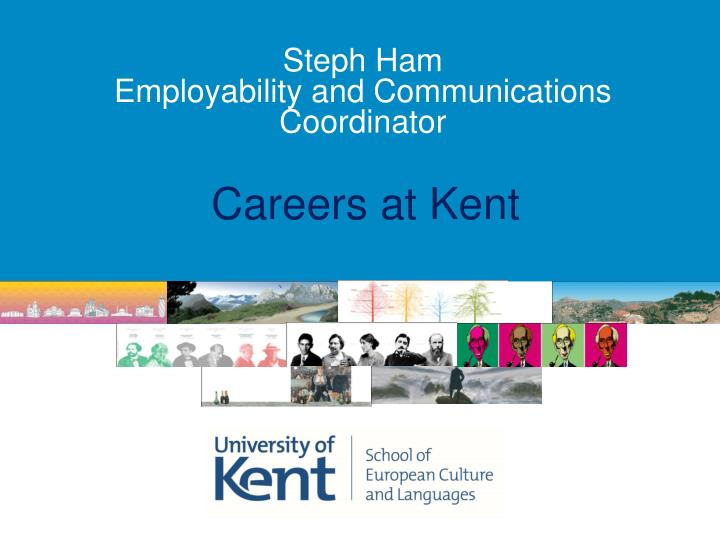 steph ham employability and communications coordinator n.