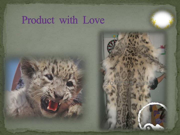 Product  with  Love