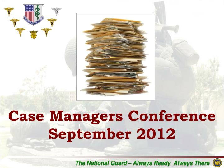case managers conference september 2012 n.