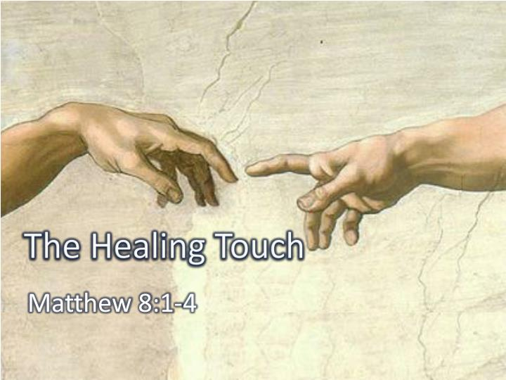 the healing touch n.