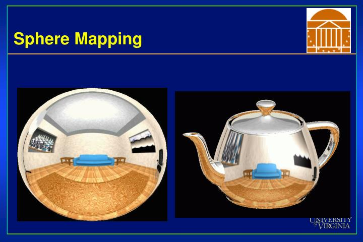 Sphere Mapping