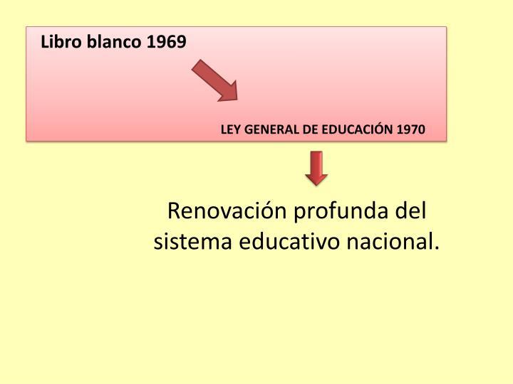Libro blanco 1969