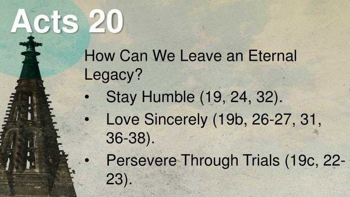 Acts 20
