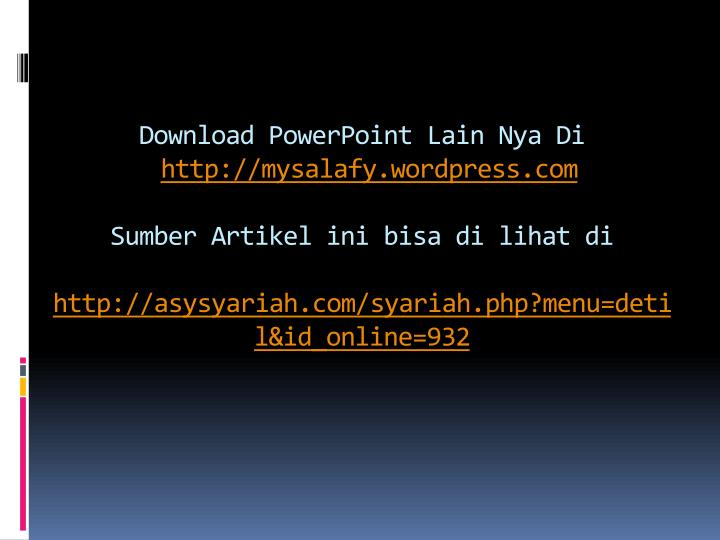 Download PowerPoint Lain