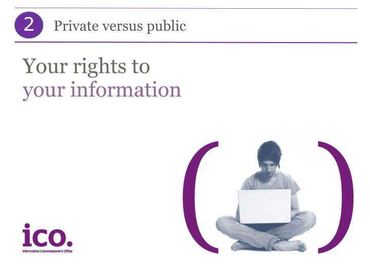 privacy act versus right to information The right to information (rti) act is a law enacted by the parliament of india to provide for setting out the practical regime of right to information for the rti act mandates timely response to citizen requests for government information it applies to all states and union territories of india, except the.