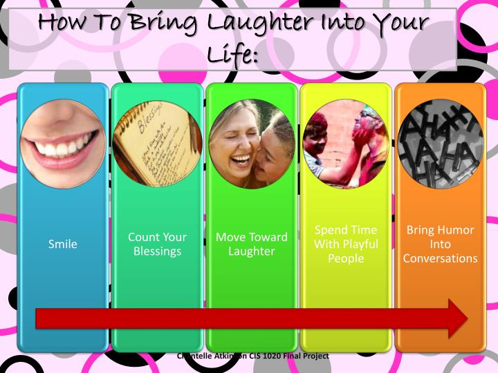 How To Bring Laughter Into Your Life: