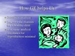 how ge helps us