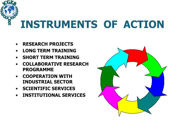 INSTRUMENTS  OF  ACTION