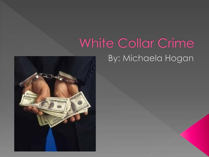 street crime vs white collar crime essay Is street crime or suite crime more harmful compared to street crime workplace crime, white-collar crime.