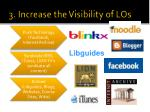3 increase the visibility of los