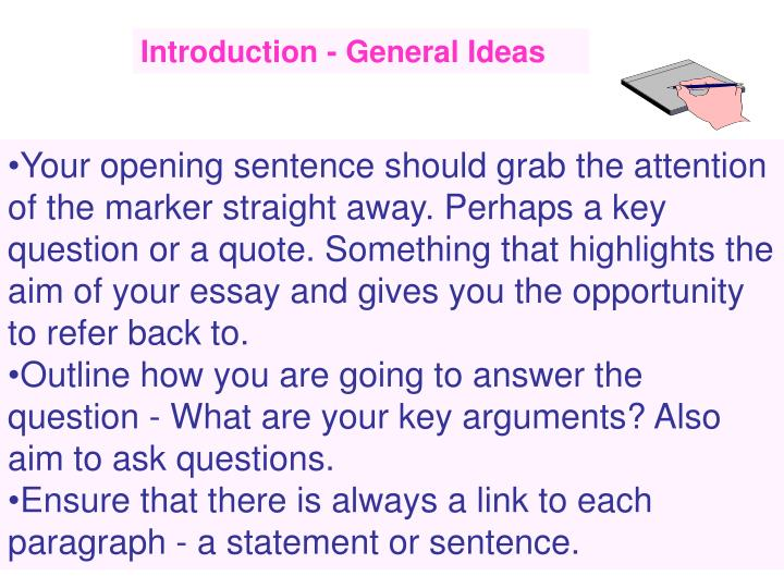Introduction - General Ideas