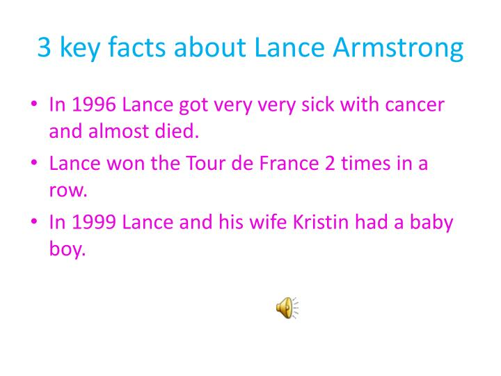 Ppt lance armstrong social media analysis tucker powerpoint.