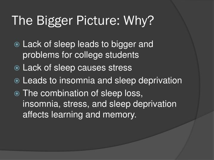 lack of sleep effects students gpa In the 2011 sleep in america poll 2014)effects of lack of sleep on university students' performance sleep is the body's way of rejuvenating itself 2014)0) were at a disproportionately high risk for sleep disorders.