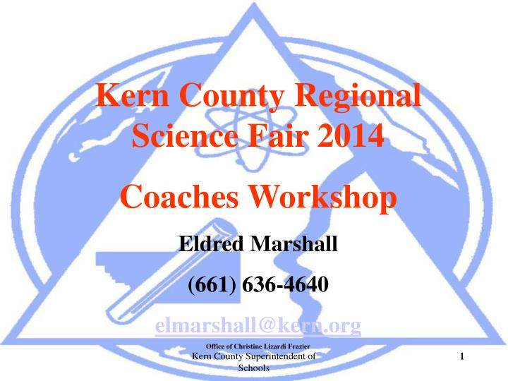 Kern County Regional Science Fair