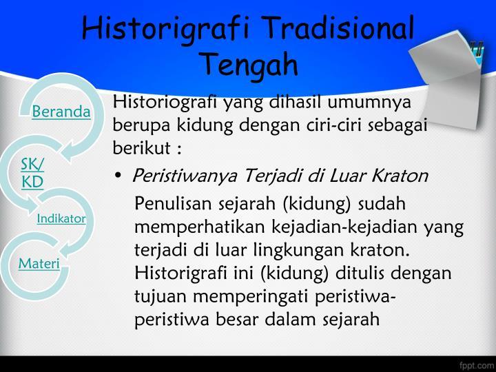 Historigrafi