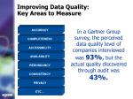 improving data quality key areas to measure