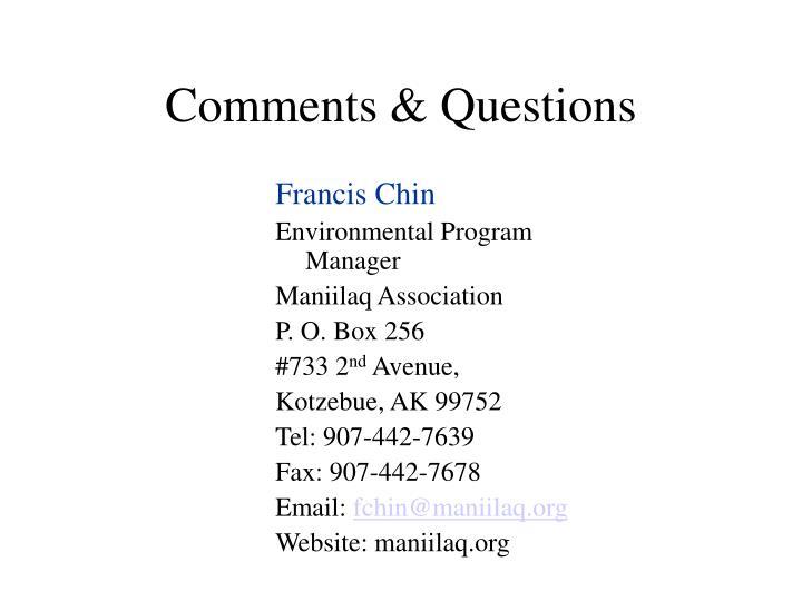 Francis Chin