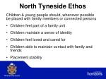 north tyneside ethos
