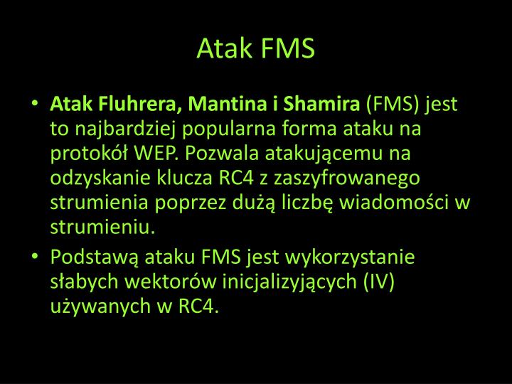 Atak FMS
