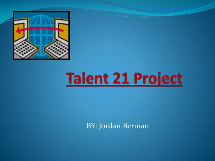talent 21 project n.