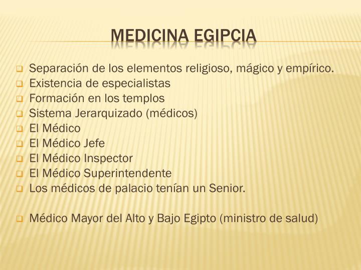 Medicina egipcia1