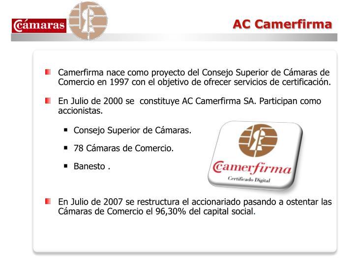 Ac camerfirma
