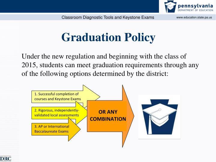 Graduation Policy