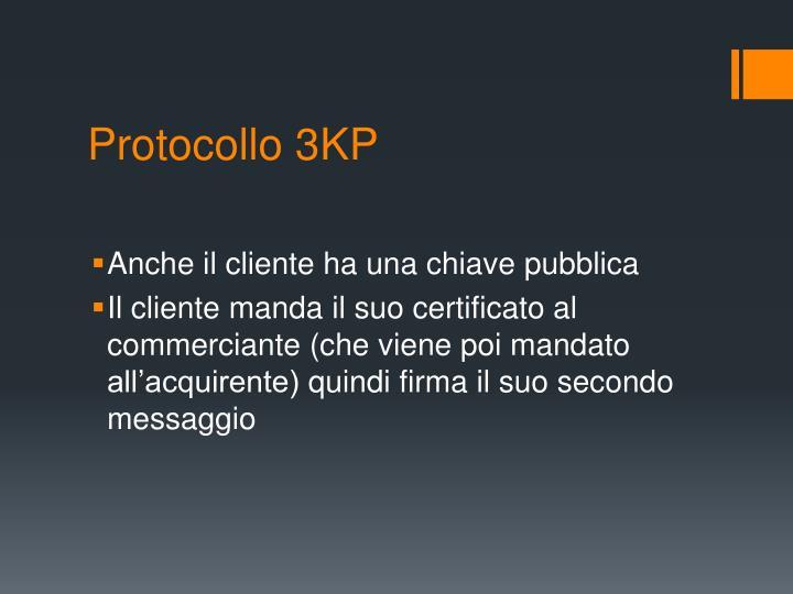 Protocollo 3KP