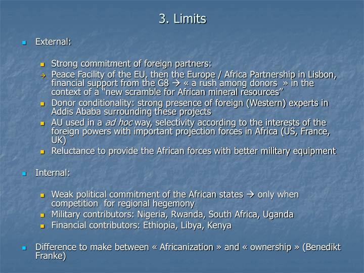 3. Limits