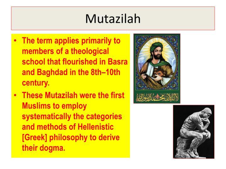 Mutazilah
