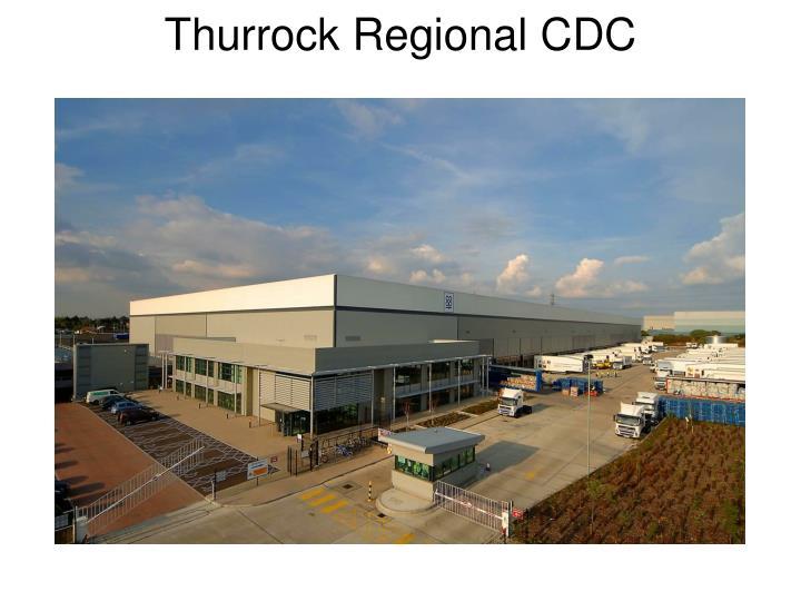 Thurrock Regional CDC