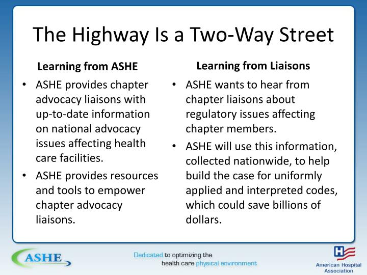 The Highway Is a Two-Way Street