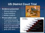 us district court trial1
