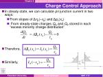 charge control approach2