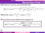 narrow base diode i v1