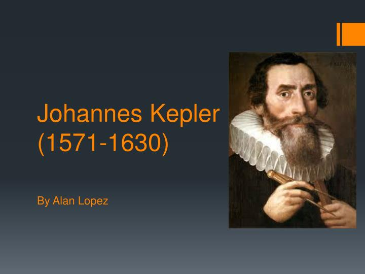 the life of johannes kepler 1600: begins work with tycho brahe, most productive years of his life, was assigned to study the orbit of mars.