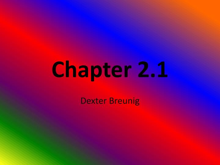 chapter 2 1 n.