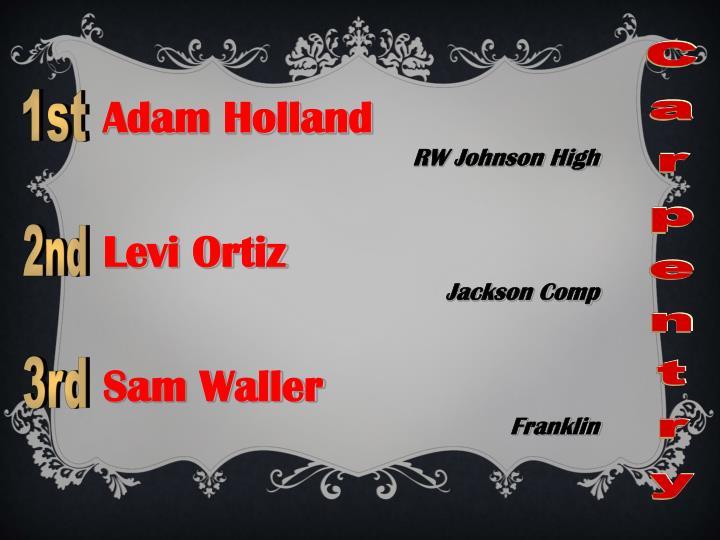 Adam Holland